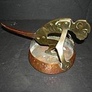 Brass Monkey Cigar Cutter