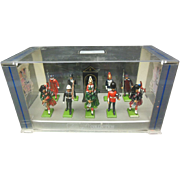 English William Britain Toy Soldiers