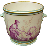 French Old Paris Cachepot