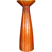 Red Wing Pottery Vase