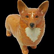 Beswick English Pottery Statue of Corgi Dog