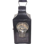 "REDUCED Surviving Lantern from ""The Hospital Cottages for Children"" Village in, Baldwin"