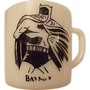 1966 Westfield Batman Advertising Mug