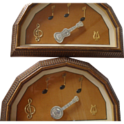 Sungott Shadow Boxes Miniature Instruments