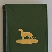 1892 Greyhound Dog Stud Book Volume 11