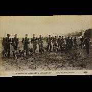 SALE WW1 Red Cross Dogs Postcard