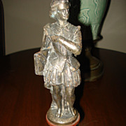 SALE French Sculpture of William Shakespeare