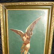 SALE Mythology Lovers Oil on Canvas