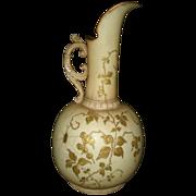 SALE Bohemian Teplitz Vase Urn