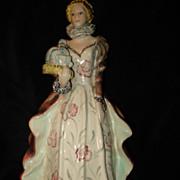 SALE English Porcelain Figurine Queen Elizabeth l