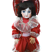 "Antique 16"" Belton Doll Museum Exhibited Circa 1870 Bru Face Bisque Head Composition Sonn"