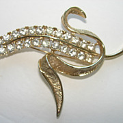 Sarah Coventry Figural Corn on the Cob Brooch