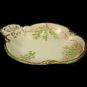 GDA Limoges Porcelain Shell Serving Dish