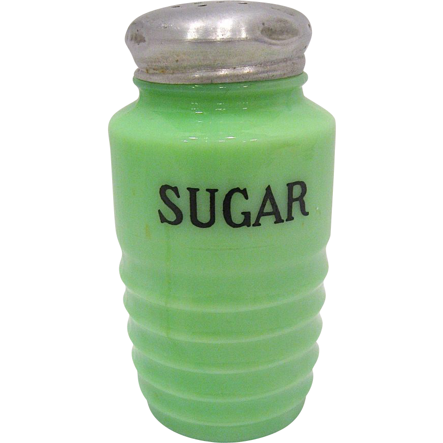 Life Vintage sugar shaker