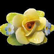 SALE Artone England Bone China Flowers Brooch