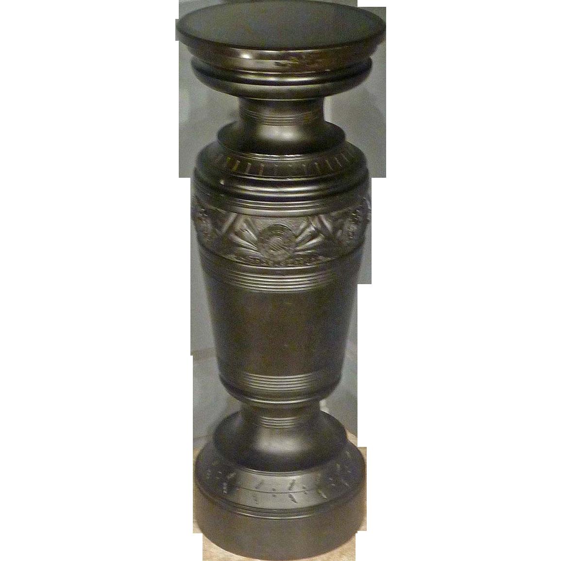 Ebonized Aesthetic Pedestal