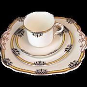 Vintage Four Piece Allertons Tea Set c.1929-42