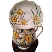Royal Albert Daffodil Tea Set
