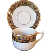 Child's Cup and Saucer