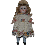 All Bisque JD Kestner Doll
