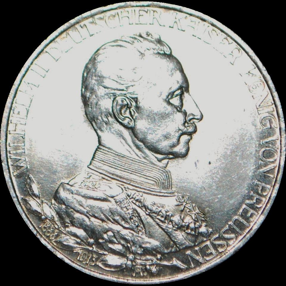 drei mark 1913