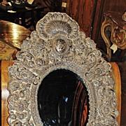 Pretty Embossed Mirror