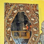 Unique 17th Century Spanish Mirror