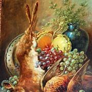 "Intriguing ""Nature Morte"", Henry Schouten"