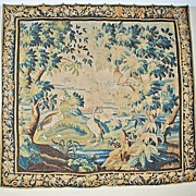 Exceptional Flemish Tapestry