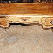 French Walnut Desk