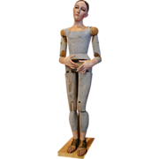 Articulated Processional Mannequin of St. Mary