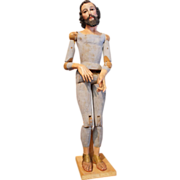 Articulated Processional Mannequin of Joseph