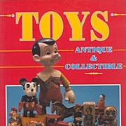 Toys Antique & Collectible - 1990 Book