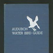 Audubon Water Bird Guide - 1951 Book