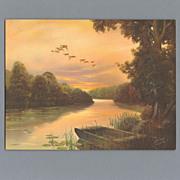 Irene Patten Calendar Print - Headed South