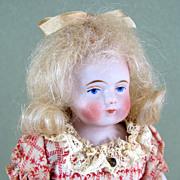 "SALE 5 3/4"" Rare Mystery Antique All Bisque Doll ~ Kestner? Kling? ABG?"