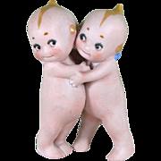 """Darling 3 3/4"""" Kewpie HUGGERS"""