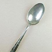 Vintage Sovereign Hispana Gorham Sterling Silver Medium Serving Spoon (1968)