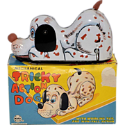 Marx Tricky Action Dog Tin Windup