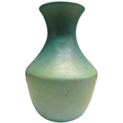 Flare Vase With Wide Belly Bottom By Van Briggle