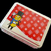 SALE Mr Peanut Tin Container