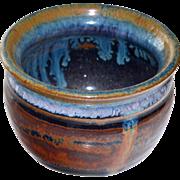 SALE Pottery Bowl Native American Small