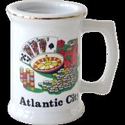 Atlantic City Miniature Mug Souvenir