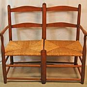 19th Century Wagon Seat