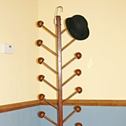 REDUCED Antique Country Store Hat Display