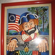 Red Skelton Independence Day Limited Edition Signed by Red