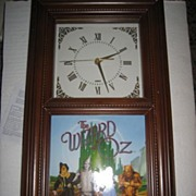 Wizard of Oz Limited Edition Clock