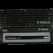 SOLD Parker  US Senate Vector Pen In Box