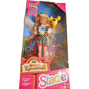 Stacie Toontown Barbie Doll In Box