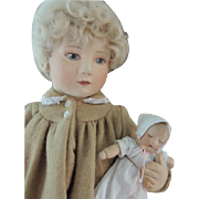 R John Wright Lindsay Babes in Toyland Series II LE 104/250, 17""
